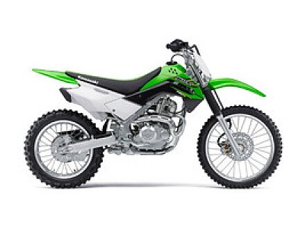 2017 Kawasaki KLX140L for sale 200432128