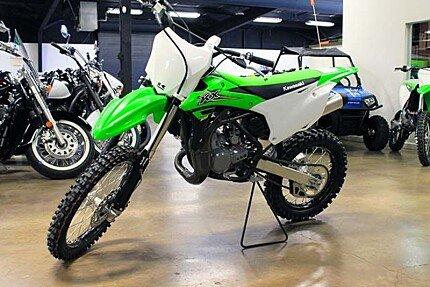 2017 Kawasaki KX100 for sale 200447006