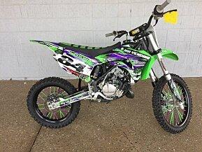 2017 Kawasaki KX100 for sale 200636651