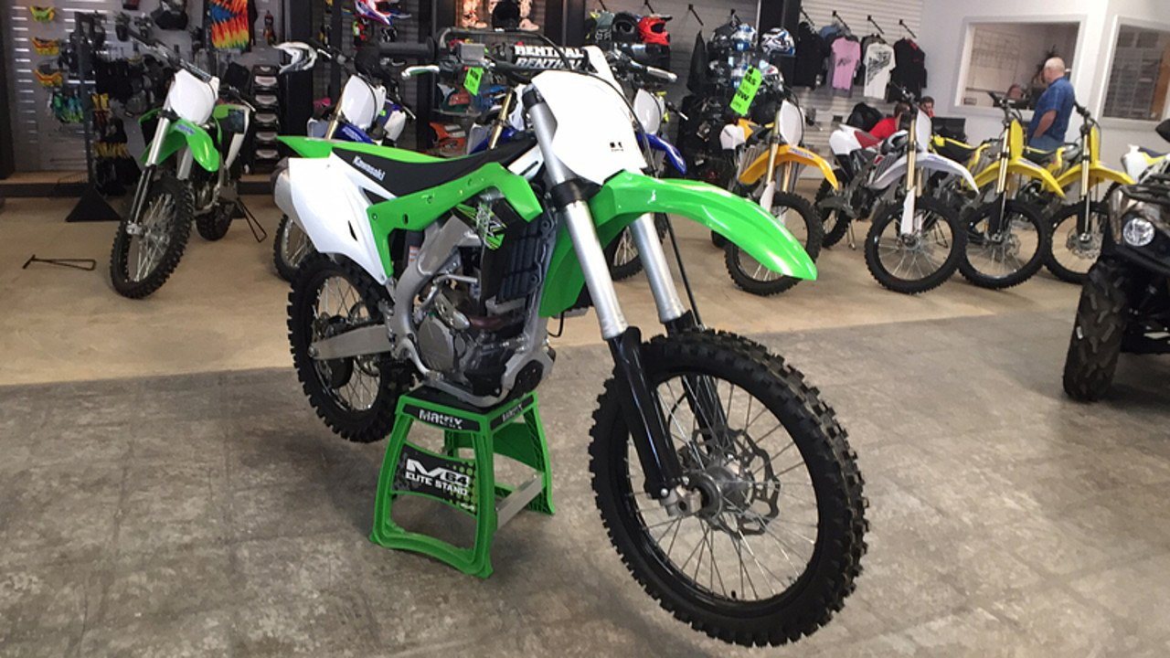 2017 Kawasaki KX250F for sale 200373353