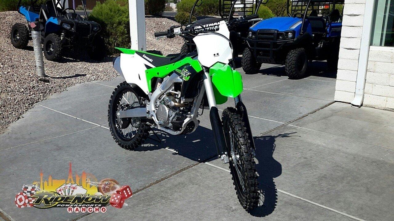 2017 Kawasaki KX250F for sale 200405063