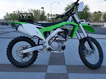 2017 Kawasaki KX250F for sale 200405681