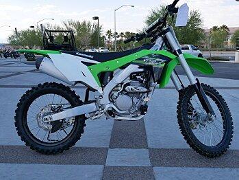 2017 Kawasaki KX250F for sale 200410890