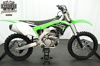 2017 Kawasaki KX250F for sale 200438386