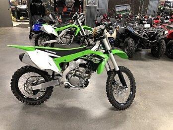 2017 Kawasaki KX250F for sale 200470053