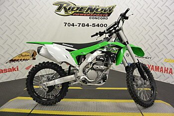 2017 Kawasaki KX250F for sale 200599659