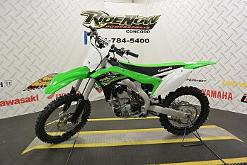 2017 Kawasaki KX250F for sale 200599661