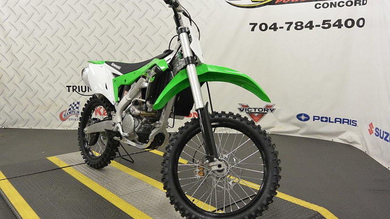 2017 Kawasaki KX250F for sale 200599670