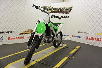 2017 Kawasaki KX250F for sale 200609272