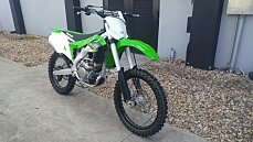 2017 Kawasaki KX250F for sale 200376109