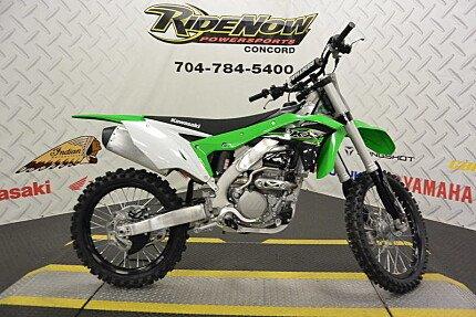 2017 Kawasaki KX250F for sale 200410331