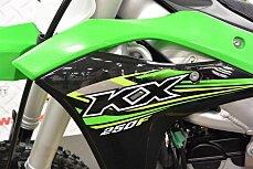 2017 Kawasaki KX250F for sale 200410361