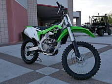 2017 Kawasaki KX250F for sale 200410890