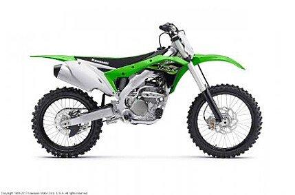 2017 Kawasaki KX250F for sale 200420991
