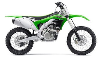 2017 Kawasaki KX250F for sale 200447540