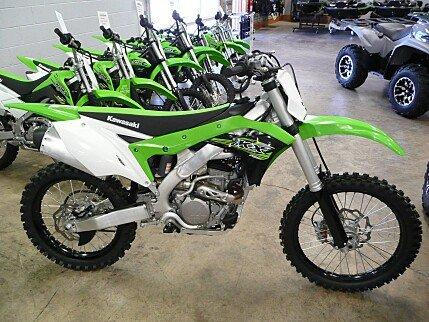 2017 Kawasaki KX250F for sale 200448354