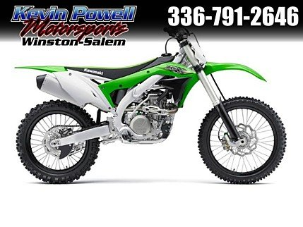 2017 Kawasaki KX250F for sale 200459078