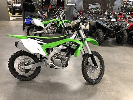 2017 Kawasaki KX250F for sale 200470053
