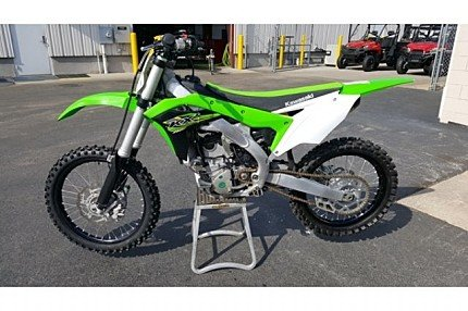 2017 Kawasaki KX250F for sale 200495602