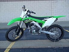 2017 Kawasaki KX250F for sale 200514242