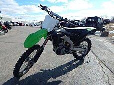 2017 Kawasaki KX250F for sale 200546017