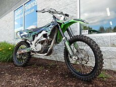 2017 Kawasaki KX250F for sale 200596631
