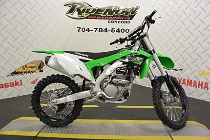 2017 Kawasaki KX250F for sale 200599655