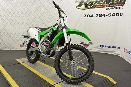 2017 Kawasaki KX250F for sale 200599670