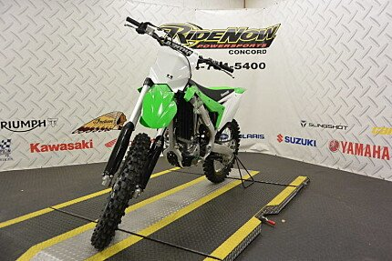 2017 Kawasaki KX250F for sale 200599675