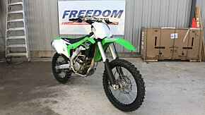 2017 Kawasaki KX250F for sale 200626051