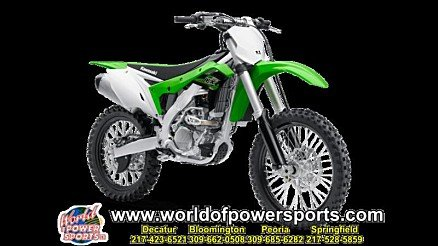 2017 Kawasaki KX250F for sale 200636890