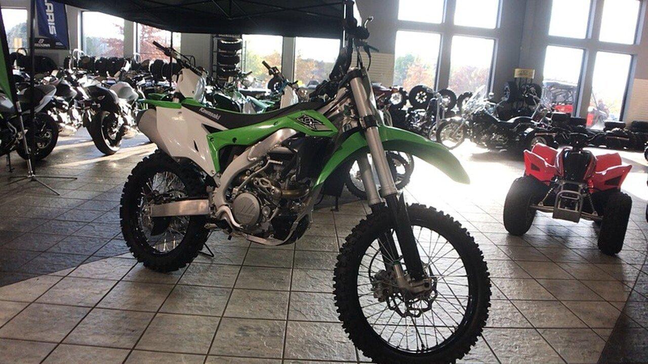 2017 Kawasaki KX450F for sale 200376423