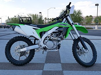 2017 Kawasaki KX450F for sale 200405943