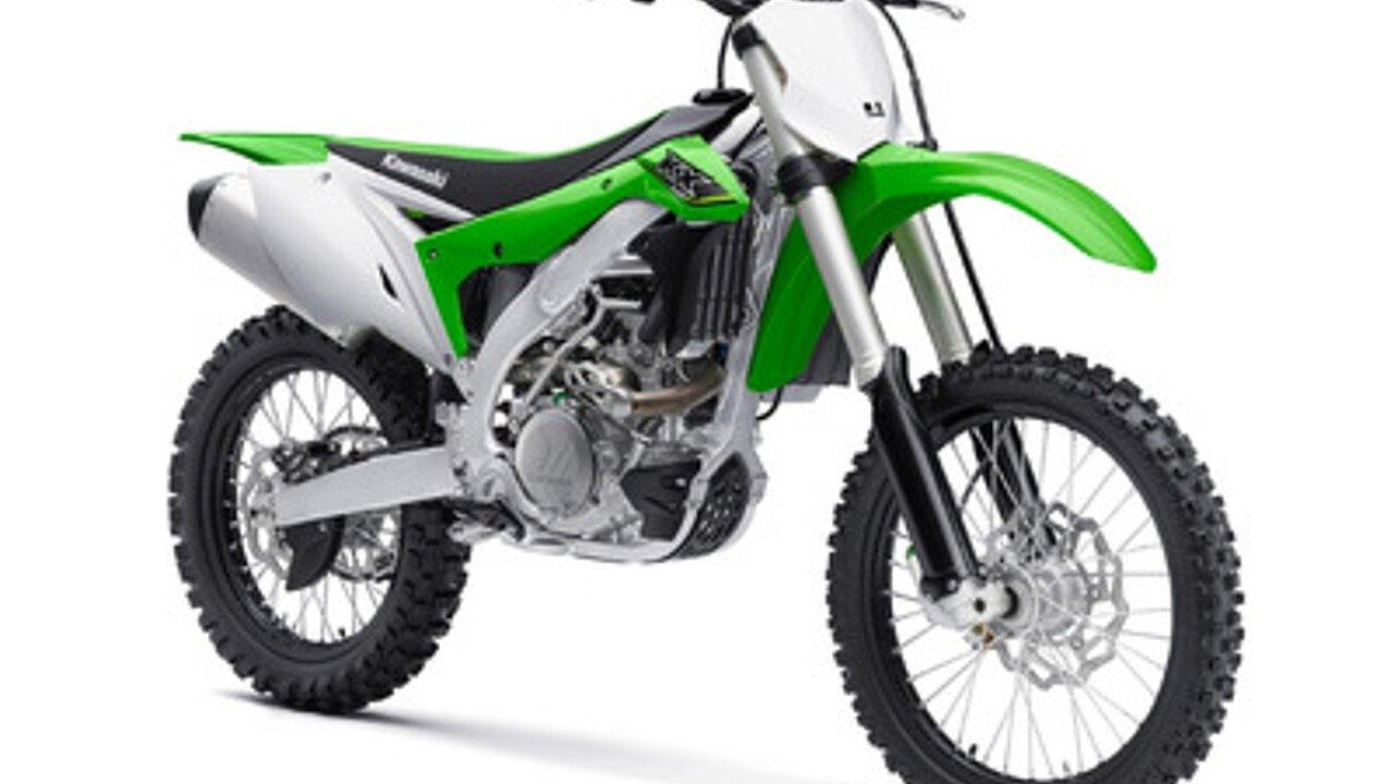 2017 Kawasaki KX450F for sale 200424816