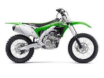 2017 Kawasaki KX450F for sale 200435706