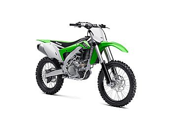 2017 Kawasaki KX450F for sale 200445395