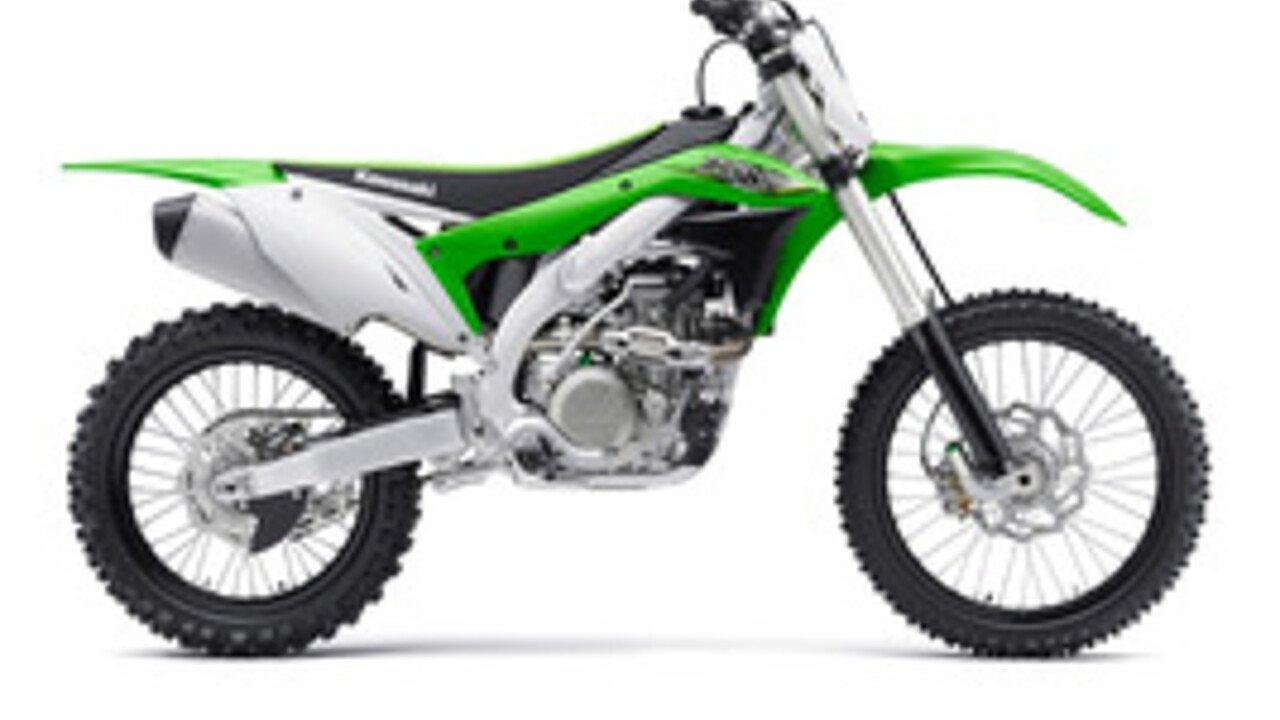2017 Kawasaki KX450F for sale 200560970