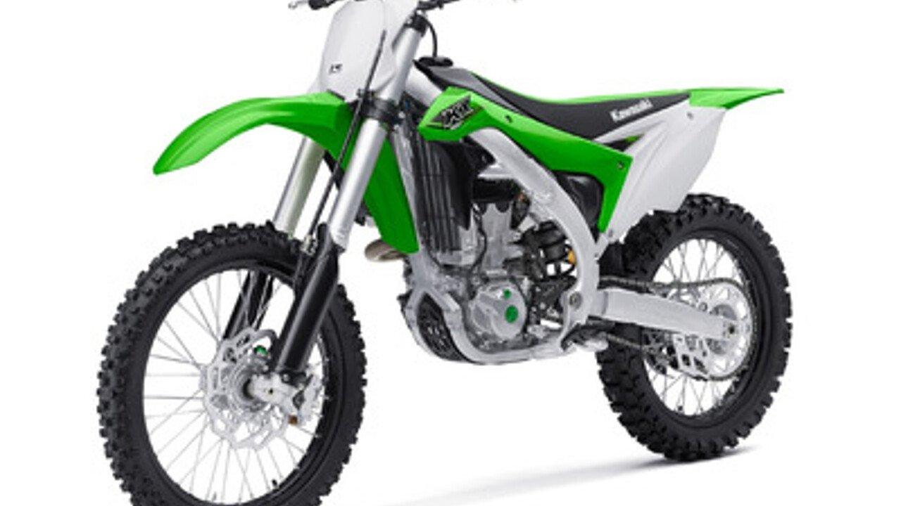 2017 Kawasaki KX450F for sale 200585425