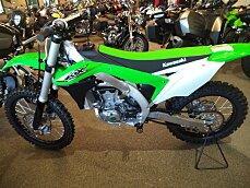 2017 Kawasaki KX450F for sale 200405506