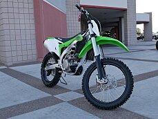 2017 Kawasaki KX450F for sale 200405690