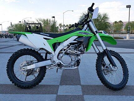 2017 Kawasaki KX450F for sale 200437649
