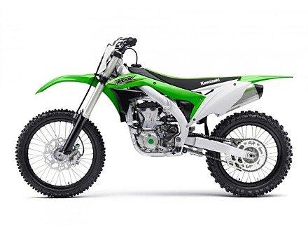 2017 Kawasaki KX450F for sale 200504847