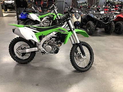 2017 Kawasaki KX450F for sale 200539686