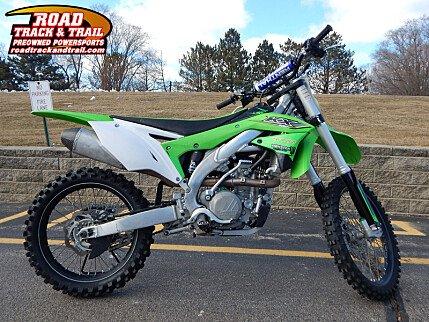 2017 Kawasaki KX450F for sale 200546019