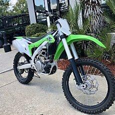 2017 Kawasaki KX450F for sale 200592001