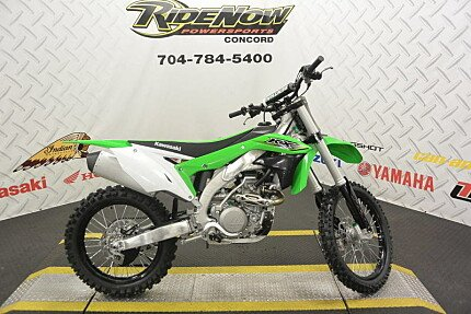 2017 Kawasaki KX450F for sale 200599662