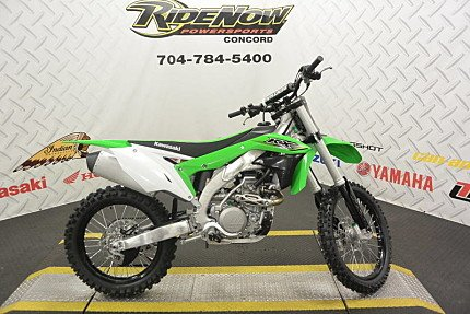 2017 Kawasaki KX450F for sale 200599668