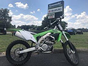 2017 Kawasaki KX450F for sale 200605413