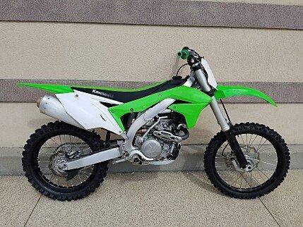 2017 Kawasaki KX450F for sale 200605674