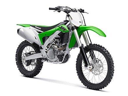 2017 Kawasaki KX450F for sale 200652745